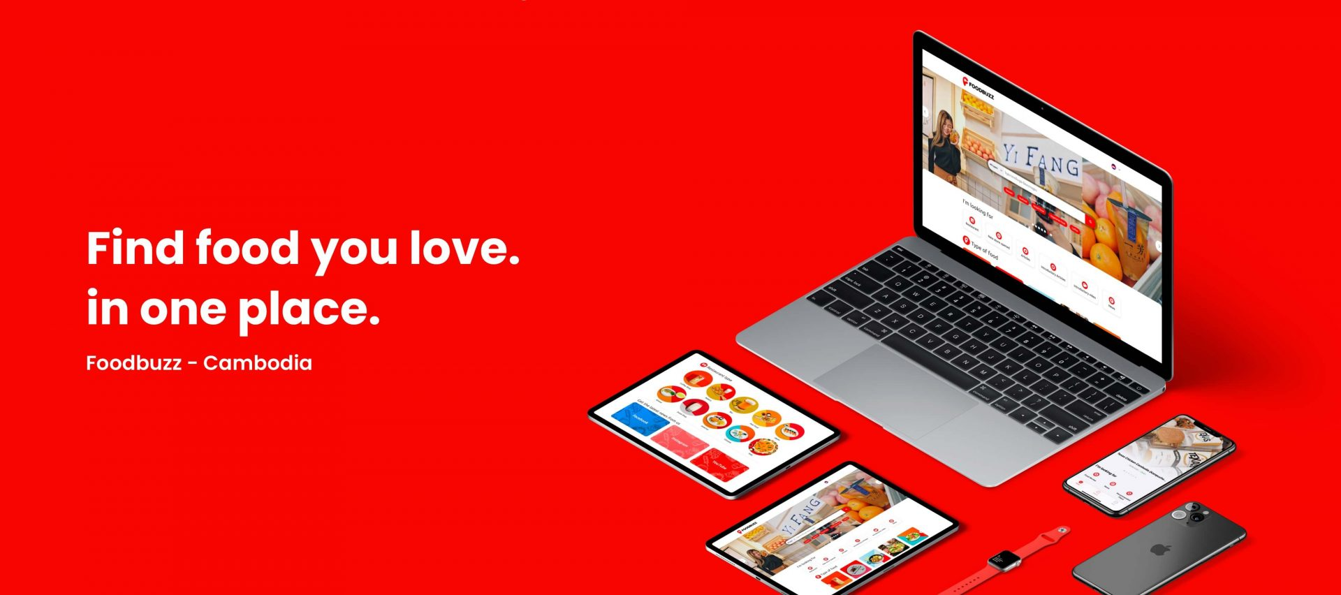 Find food you love in one place.