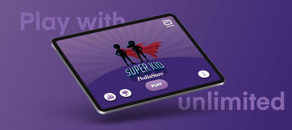 Superkid Ipad Gaming