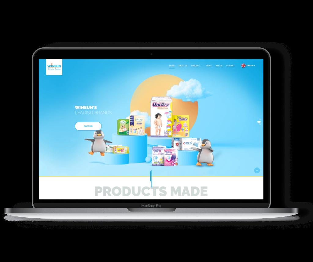 Winsun homepage - Coolbeans